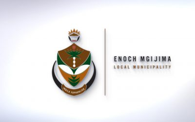 ENOCH MGIJIMA OFFICIAL LAUNCH OF LOGO